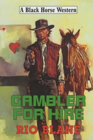 book cover of Gambler for Hire