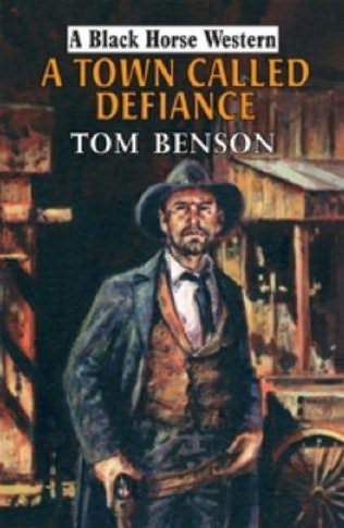 book cover of A Town Called Defiance