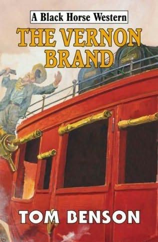 book cover of The Vernon Brand