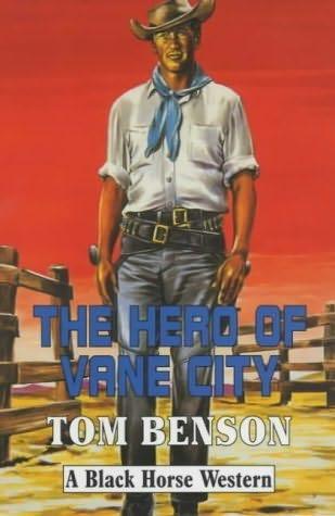 book cover of The Hero of Vane City