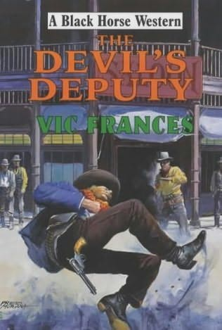 book cover of The Devil\'s Deputy