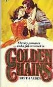 book cover of Golden Chains