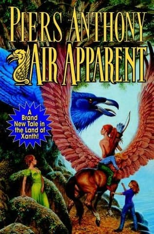 book cover of Air Apparent