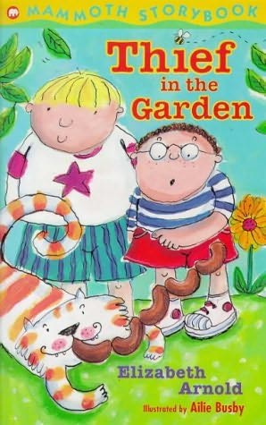 book cover of Thief in the Garden