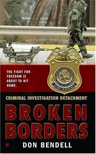 book cover of Broken Borders