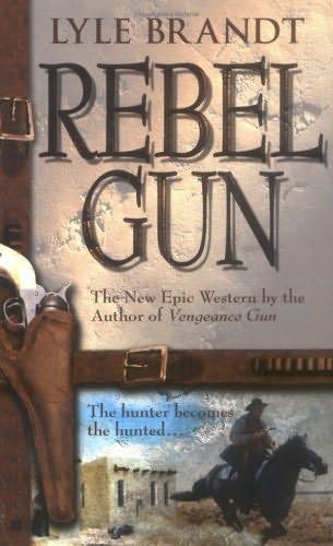 book cover of Rebel Gun