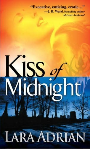 book cover of   A Kiss of Midnight