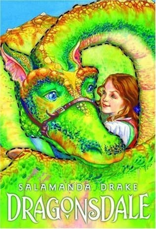 book cover of Dragonsdale