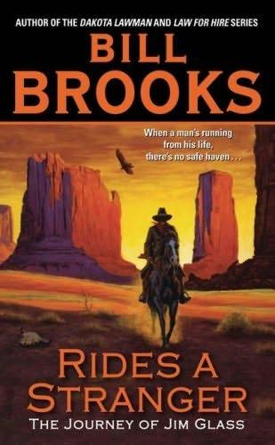 book cover of Rides a Stranger