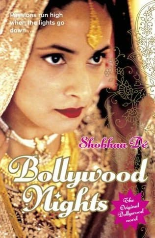 book cover of Bollywood Nights
