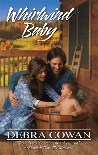 book cover of Whirlwind Baby