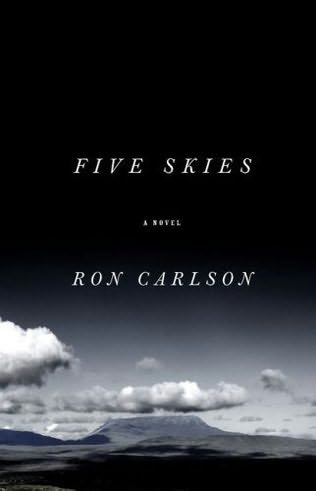 book cover of Five Skies