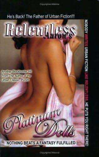 book cover of Platinum Dolls