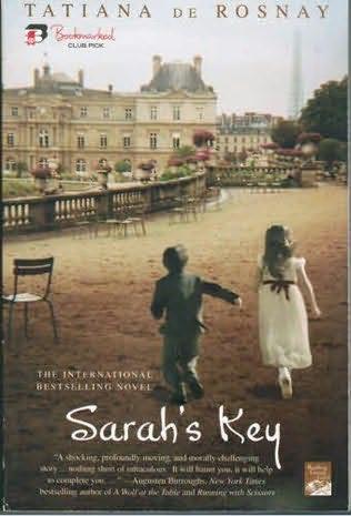book cover of Sarah\'s Key