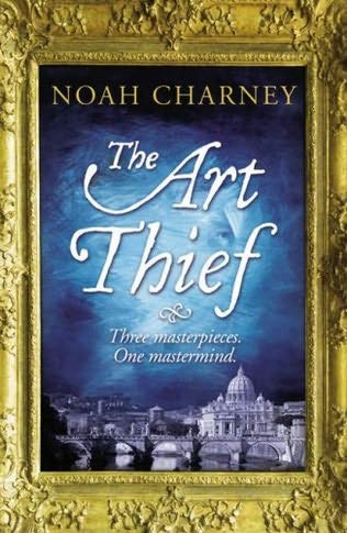 book cover of The Art Thief