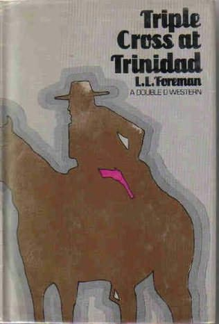 book cover of Triple Cross at Trinidad