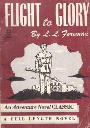 book cover of Flight to Glory