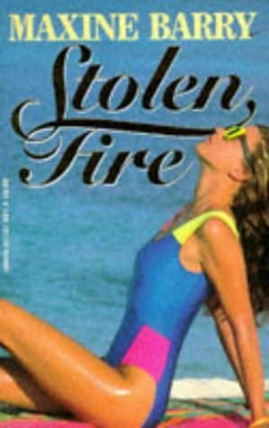 book cover of Stolen Fire