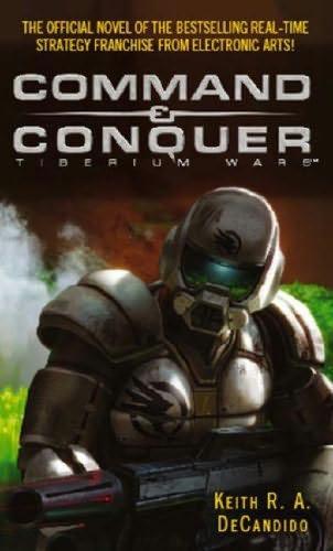 book cover of Tiberium Wars