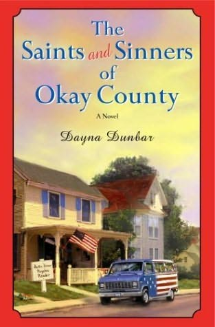 book cover of The Saints and Sinners of Okay County