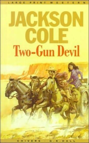 book cover of Two Gun Devil
