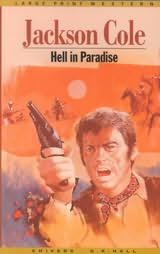 book cover of Hell in Paradise