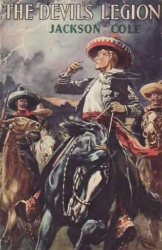 book cover of The Devil\'s Legion