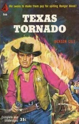 book cover of Texas Tornado