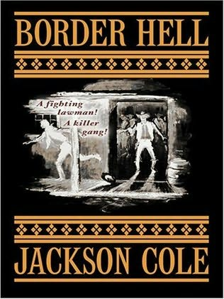 book cover of Border Hell