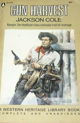 book cover of Gun Harvest