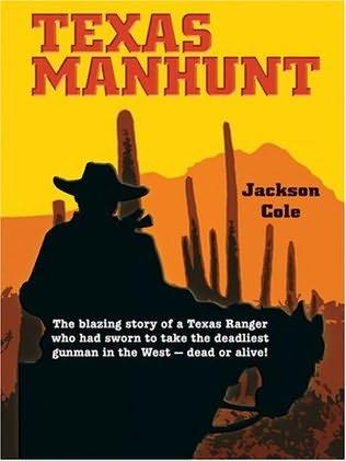 book cover of Texas Manhunt