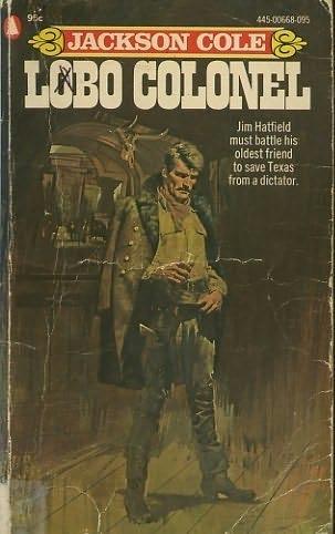 book cover of Lobo Colonel