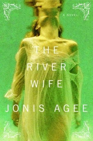 book cover of The River Wife