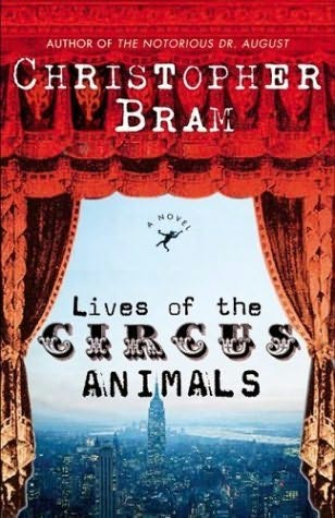 book cover of Lives of the Circus Animals