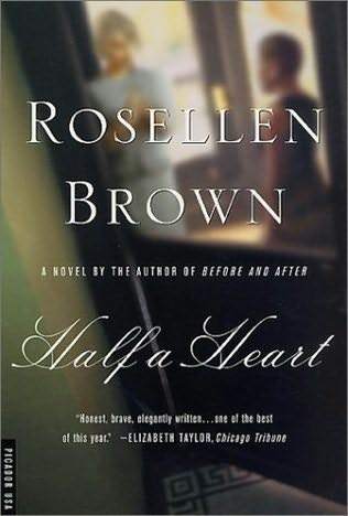 book cover of Half a Heart