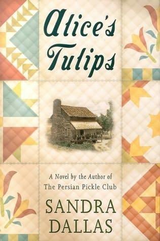 book cover of Alice\'s Tulips