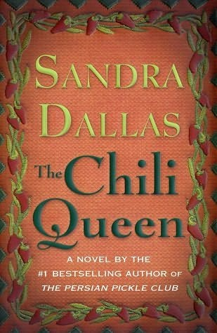 book cover of The Chili Queen