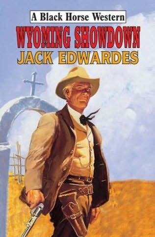 book cover of Wyoming Showdown