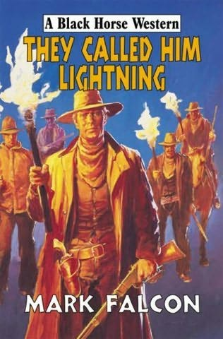 book cover of They Called Him Lightning