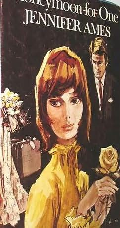 book cover of Honeymoon for One