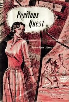 book cover of Perilous Quest