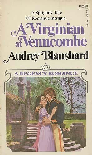 book cover of A Virginian at Venncombe