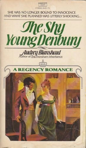 book cover of The Shy Young Denbury