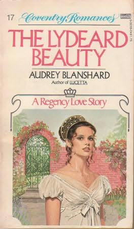 book cover of The Lydeard Beauty