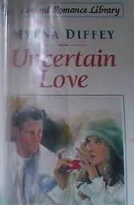 book cover of Uncertain Love