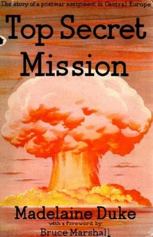 book cover of Top Secret Mission
