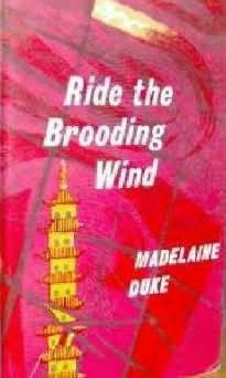 book cover of Ride the Brooding Wind
