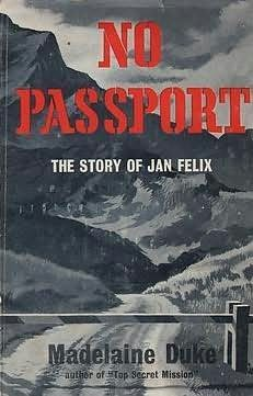 book cover of No Passport