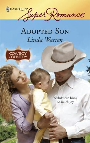 Book Cover Of Adopted Son border=