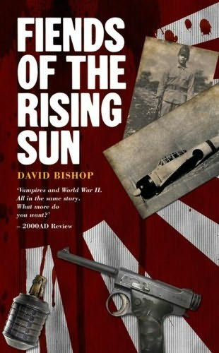 book cover of Fiends of the Rising Sun